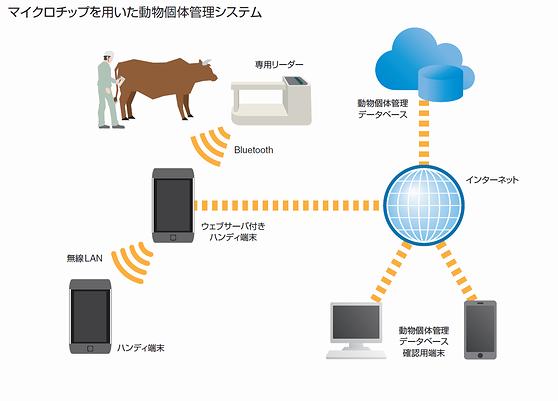 動物個体管理システム